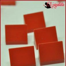 Juegos construcción - Tente: JUMIK - TENTE ROJO - 1X2 CUÑA X5. Lote 179226221