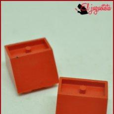 Juegos construcción - Tente: JUMIK - TENTE ROJO - 2X2 CUÑA X2. Lote 179226330