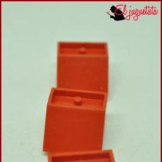 Juegos construcción - Tente: JUMIK - TENTE ROJO - 2X2 CUÑA X3. Lote 179226371