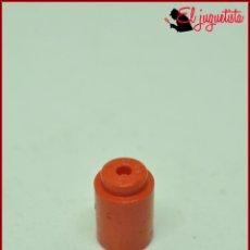 Juegos construcción - Tente: JUMIK - TENTE ROJO - 1X1 CILINDRO . Lote 179226532