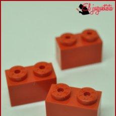 Juegos construcción - Tente: JUMIK - TENTE ROJO - 1X2 X3. Lote 179226795