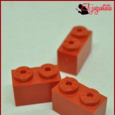 Juegos construcción - Tente: JUMIK - TENTE ROJO - 1X2 X3. Lote 179226798