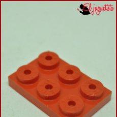Juegos construcción - Tente: JUMIK - TENTE ROJO - 2X3. Lote 179226886