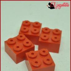 Juegos construcción - Tente: JUMIK - TENTE ROJO - 2X2 X4. Lote 179226925