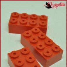 Juegos construcción - Tente: JUMIK - TENTE ROJO - 2X4 X3. Lote 179227041