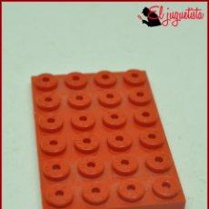 Juegos construcción - Tente: JUMIK - TENTE ROJO - 4X6 . Lote 179227201