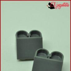 Juegos construcción - Tente: JUMIK - TENTE GRIS - CUÑA 2X2 SENOS X2. Lote 179228051