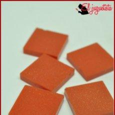 Juegos construcción - Tente: JUMIK - TENTE ROJO TITANIUM - 2X2H LISA X5. Lote 179238643