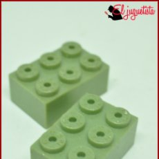 Juegos construcción - Tente: JUMIK - TENTE VERDE TITANIUM - 2X3 X2. Lote 179257955