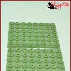Juegos construcción - Tente: JUMIK - TENTE VERDE TITANIUM - 6X8 X2. Lote 179258041