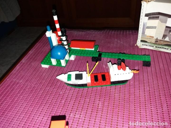 Juegos construcción - Tente: Lote Tente 0620 en caja original y 0602 y 0622 muy completo - Foto 2 - 179334575