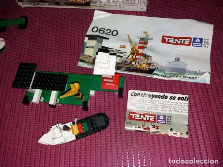 Juegos construcción - Tente: Lote Tente 0620 en caja original y 0602 y 0622 muy completo - Foto 4 - 179334575