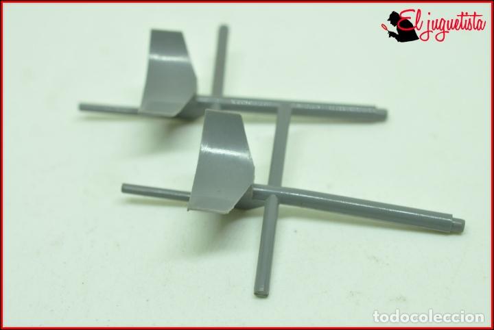 KAVIK - TENTE - MASTIL RADAR GRIS X2 (Juguetes - Construcción - Tente)