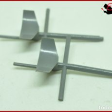 Juegos construcción - Tente: KAVIK - TENTE - MASTIL RADAR GRIS X2. Lote 179535407