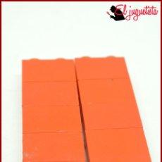Juegos construcción - Tente: KAVIK - TENTE ROJO - 1X2 X10. Lote 180237830