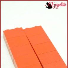 Juegos construcción - Tente: KAVIK - TENTE ROJO - 1X2 X10. Lote 180237845