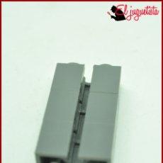 Juegos construcción - Tente: KAVIK - TENTE GRIS - 1X2 MONTACARGAS ASCENSOR PORTAAVIONES X3. Lote 182274668