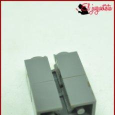 Juegos construcción - Tente: KAVIK - TENTE GRIS - 1X2 MONTACARGAS ASCENSOR PORTAAVIONES X2. Lote 182274685