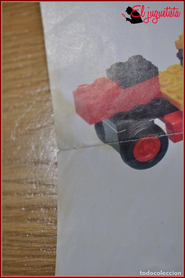 Juegos construcción - Tente: KAVIK - INSTRUCCIONES - 0687 TRAILER VOLQUETE - Foto 4 - 182354453
