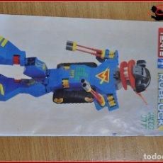 Juegos construcción - Tente: JUMIK - INSTRUCCIONES - WICCO 0777 ROBLOCK. Lote 182358556