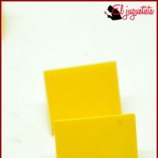 Juegos construcción - Tente: KAVIK - TENTE AMARILLO - 1X2 CUÑA X2. Lote 182464617