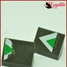 Juegos construcción - Tente: KAVIK - TENTE CAQUI SCORPION - 1X2 CULA X2 CON ADHESIVOS . Lote 182617585
