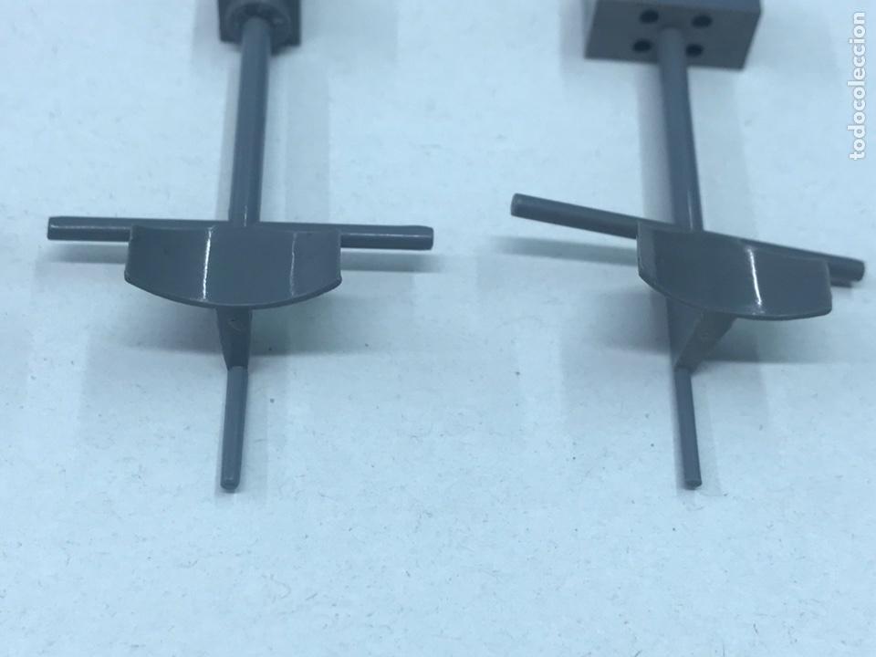 Juegos construcción - Tente: Tente mástil radar gris - Foto 3 - 183282843