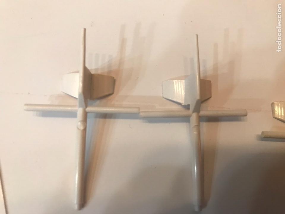 Juegos construcción - Tente: Tente mástil radar blanco - Foto 3 - 183604747
