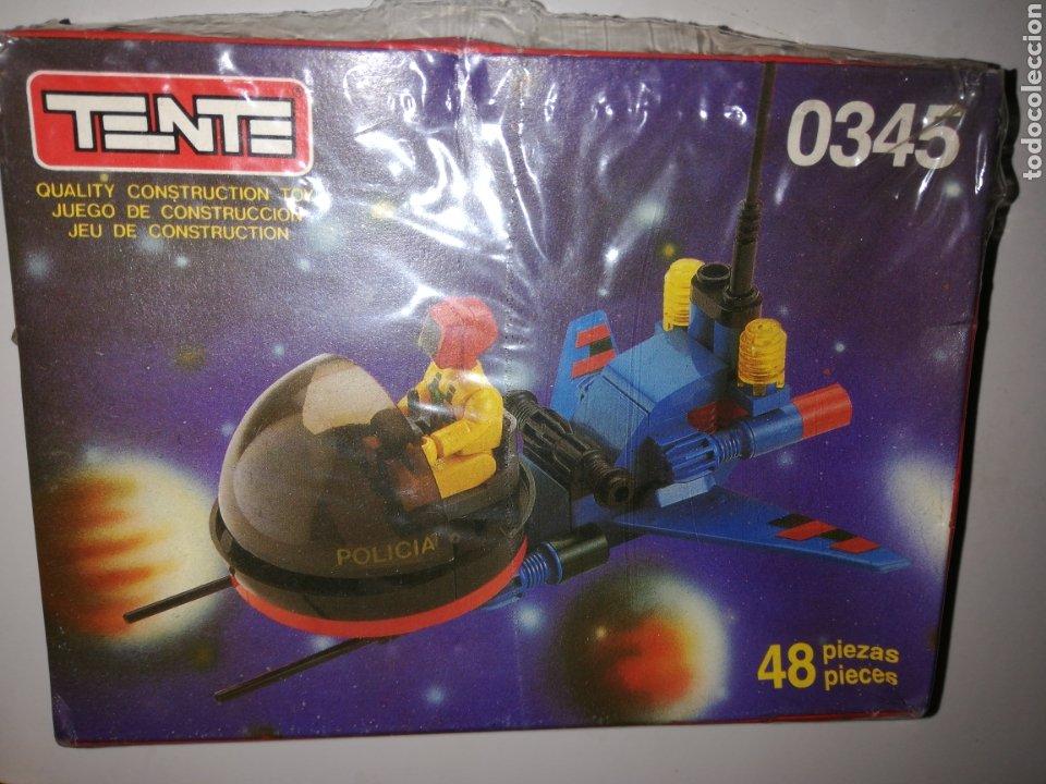 TENTE 0345 SIN ABRIR (Juguetes - Construcción - Tente)