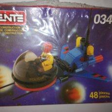 Juegos construcción - Tente: TENTE 0345 SIN ABRIR. Lote 184218872