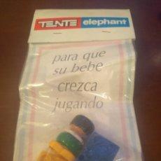 Juegos construcción - Tente: TENTE -ELEPHANT PROMOCIÓN ,BOLSA SIN ABRIR. Lote 186344827