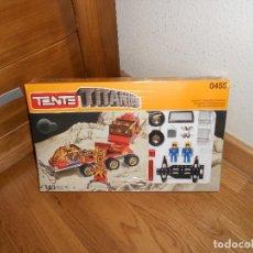Juegos construcción - Tente: CAJA PRECINTADA TENTE TITANIUM EXIN REF 0455 NUEVA SIN USO RESTO DE ALMACEN. Lote 210037197