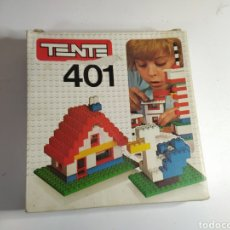 Juegos construcción - Tente: CAJA VACÍA TENTE. Lote 187423751
