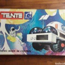 Juegos construcción - Tente: TENTE CENTRO MOVIL DE CONTROL AÑOS 70. Lote 189183450