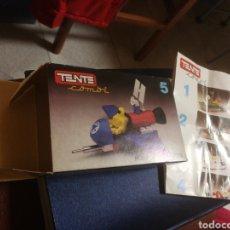 Juegos construcción - Tente: CAJA TENTE COMBI MAS INSTRUCCIONES. Lote 190385235