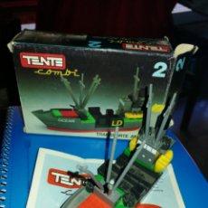 Jeux construction - Tente: TENTE REF 0302 TRANSPORTE ANFIBIO. Lote 191277360