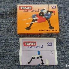 Jeux construction - Tente: TENTE COMBI CAJA E INSTRUCCIONES. Lote 194206906