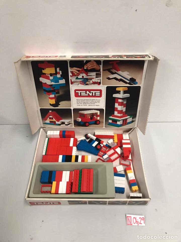 TENTE 2 (Juguetes - Construcción - Tente)