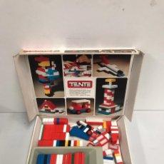 Juegos construcción - Tente: TENTE 2. Lote 194971556