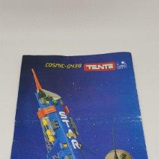 Juegos construcción - Tente: INSTRUCCIONES TENTE COSMIC 0438. Lote 195174057