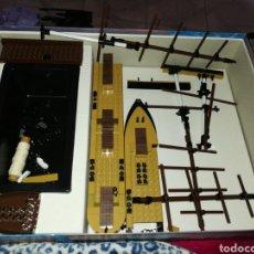 Juegos construcción - Tente: TENTE BARCO CUTTY SHARK. Lote 197656505