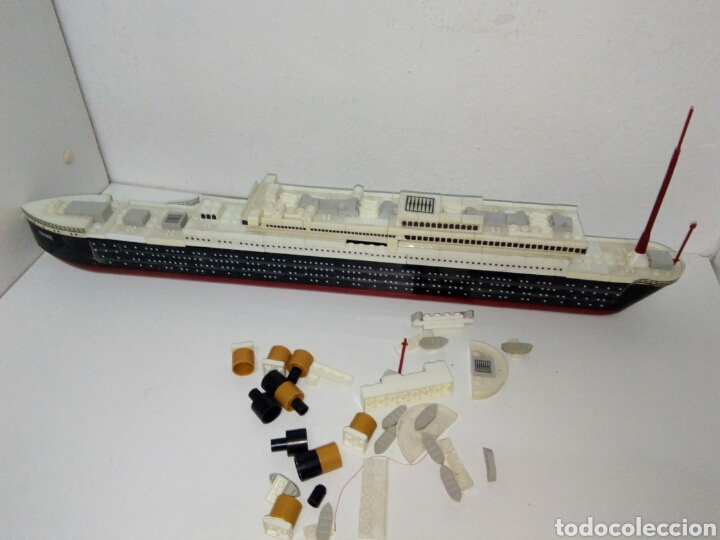 Juegos construcción - Tente: Titanic tente - Foto 3 - 198105901