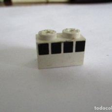 Juegos construcción - Tente: TENTE ACCESORIO PIEZA ALTA 1X1 LITOGRAFIADA. Lote 200073836