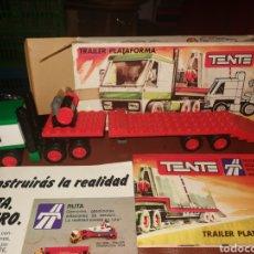 Juegos construcción - Tente: TENTE 0680. Lote 201524462