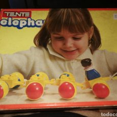 Juegos construcción - Tente: TENTE ELEPHAN NUEVO. Lote 201864470