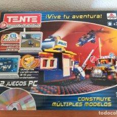 Giochi costruzione - Tente: CAJA A ESTRENAR TENTE MULTIMEDIA.BORRAS.. Lote 204544370