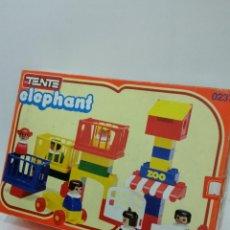 Juegos construcción - Tente: TENTE ELEPHANT 0237. Lote 204840486