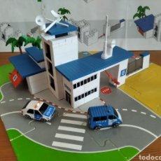 Juegos construcción - Tente: MICRO TENTE POLICE STATION REF 0424. Lote 205551325