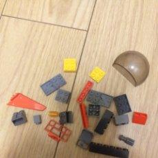 Juegos construcción - Tente: LOTE VARIADO TENTE ROBLOCK CUPULA VALLA ALETA AVION. Lote 205655273