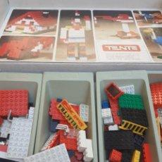 Juegos construcción - Tente: CAJA TENTE 3 RED. 403. Lote 205781072